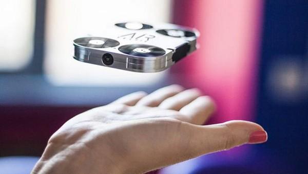 AirSelfie dron camara selfie foto