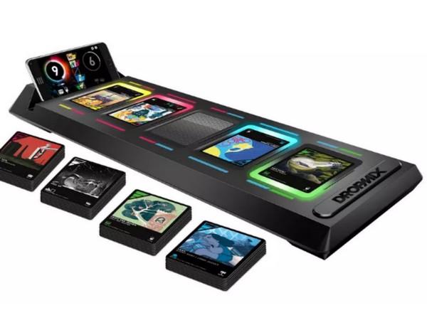 DropMix juego cartas musica tablero