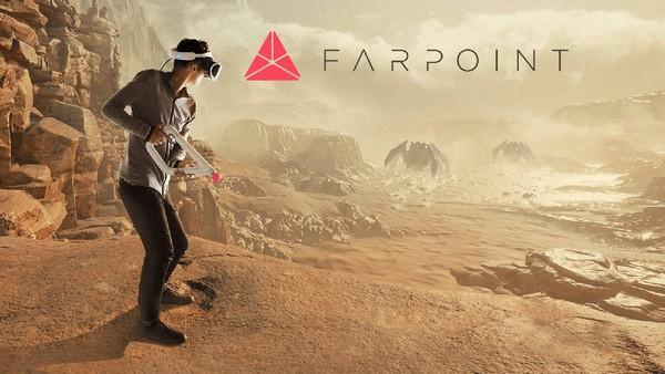 Farpoint realidad virtual Aim Controller