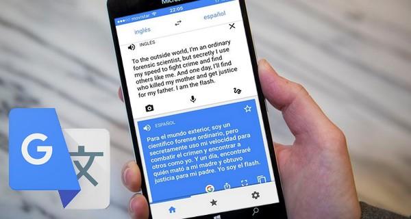 Traductor Google actualizacion