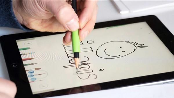 iLapis lapiz papel pantalla tactil