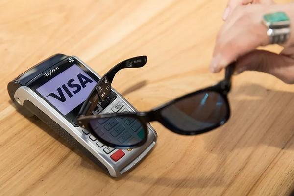 Lentes de Visa tarjeta debito