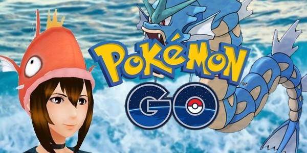 festival acuático pokemon go agua