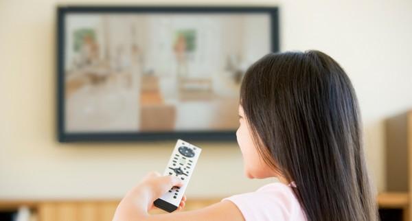 consumo de luz television