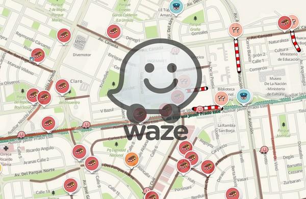 Waze app gratis viaje