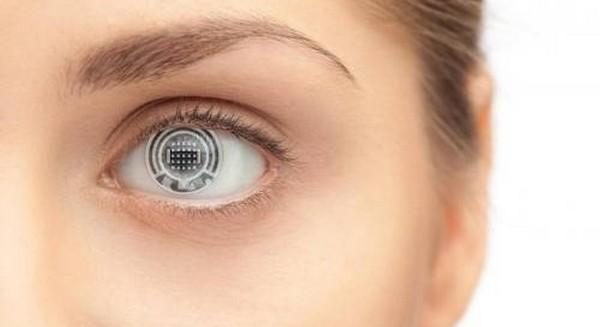 lente de contacto biosensor glucosa cancer
