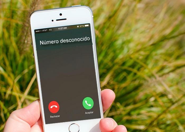 Whoscall app numero desconocido llamada
