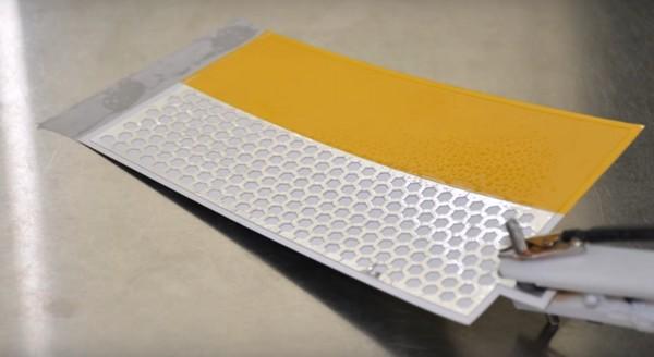 Papel desinfectante plasma celulosa